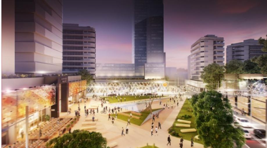 Waterloo Urban Renewal Project