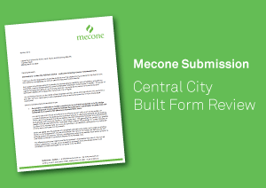 Central City Built Form Review Submissions