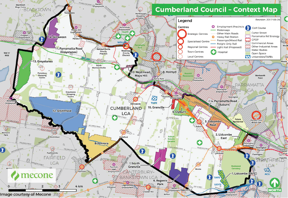 Cumberland Employment Lands Strategy